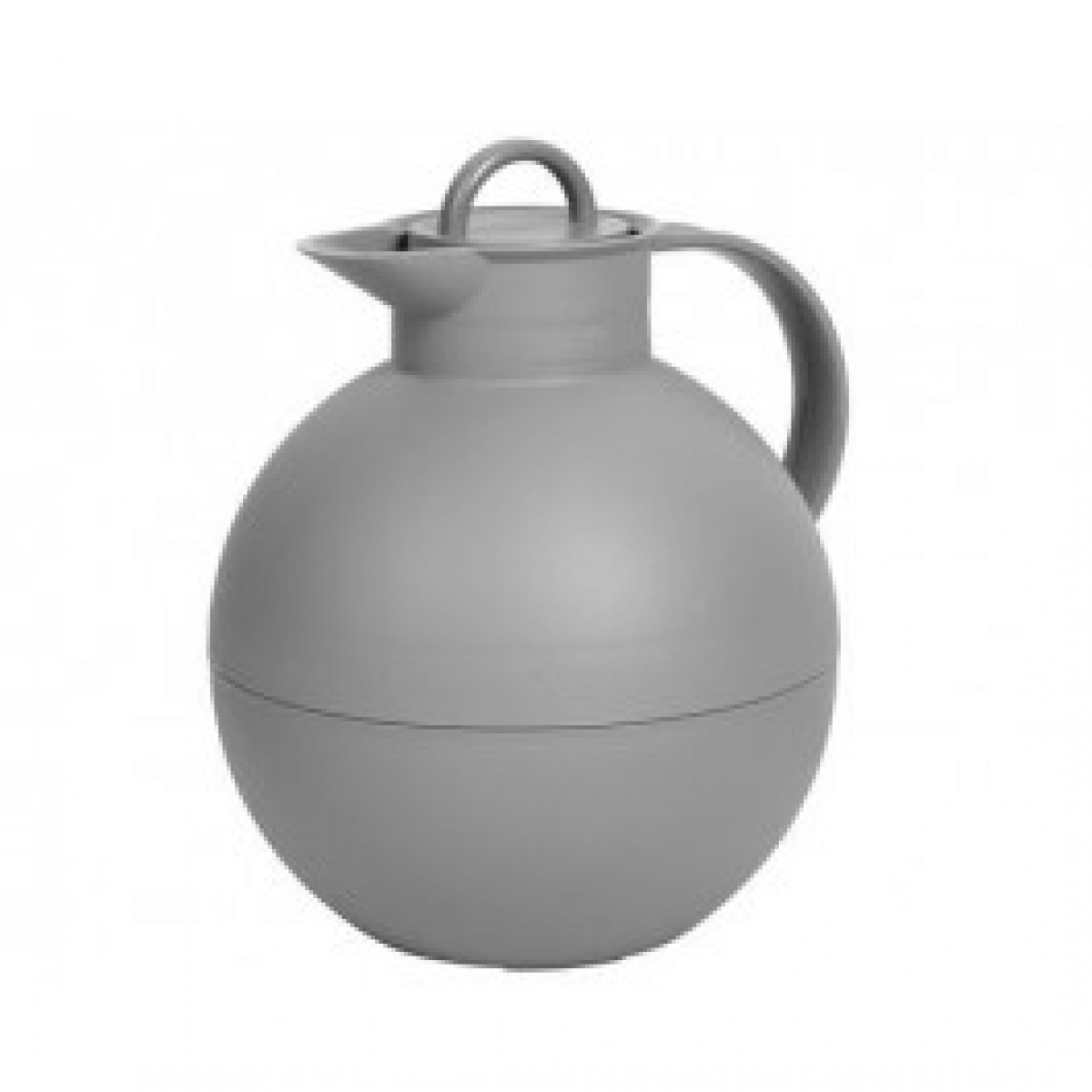 ALFI Kugle termokande grafit grå frosted 1 ltr.