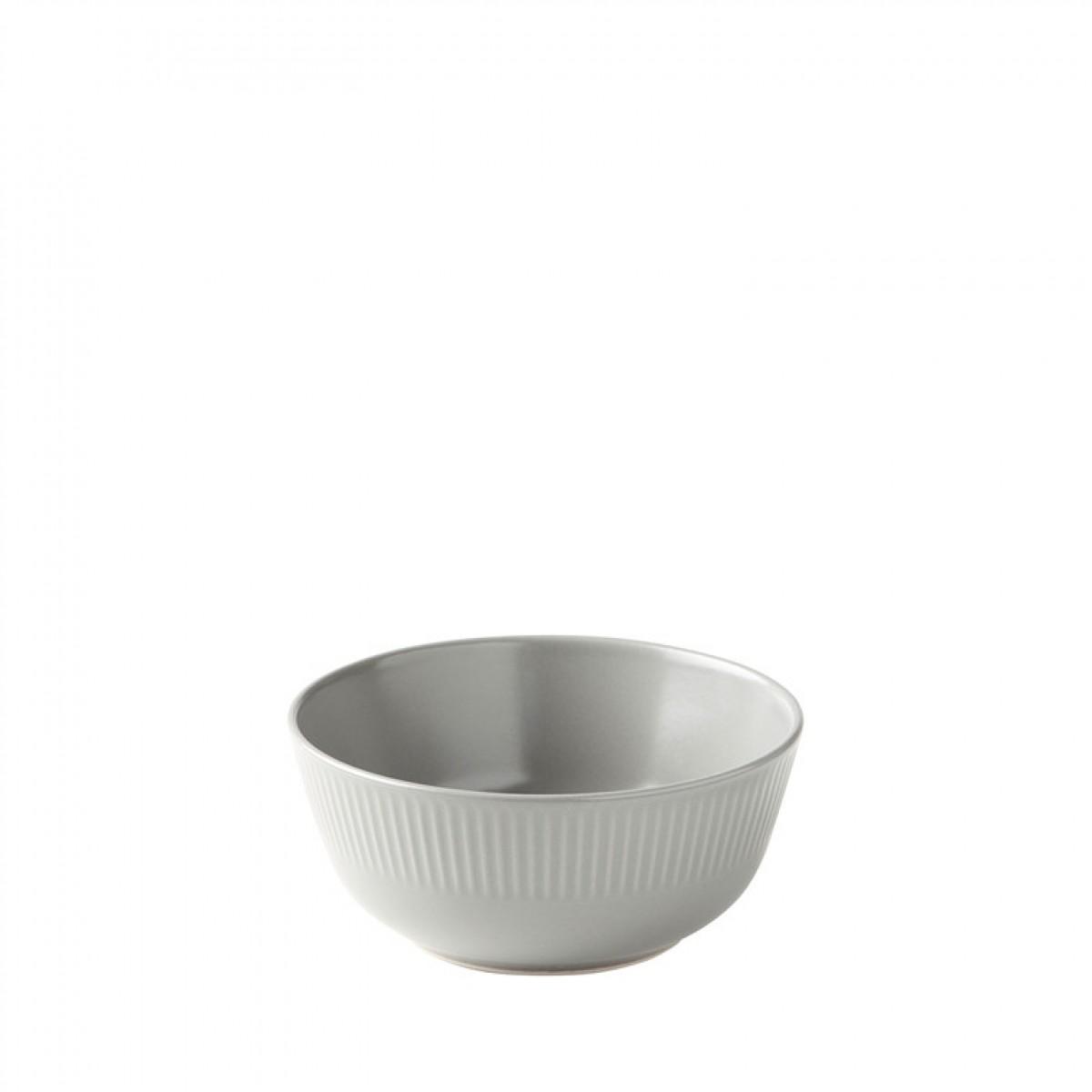 AIDA Groovy skål 14,5x6,5 cm grå