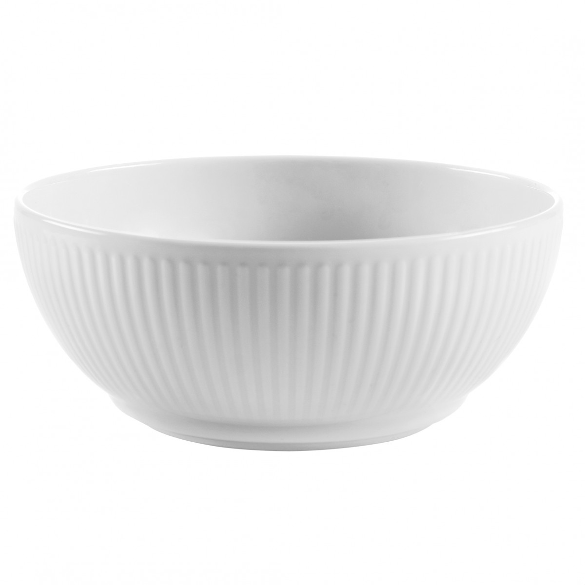BODUM Douro skål, 0.48 l, dia. 14.5 cm, porcelæn, hvid 4 stk.