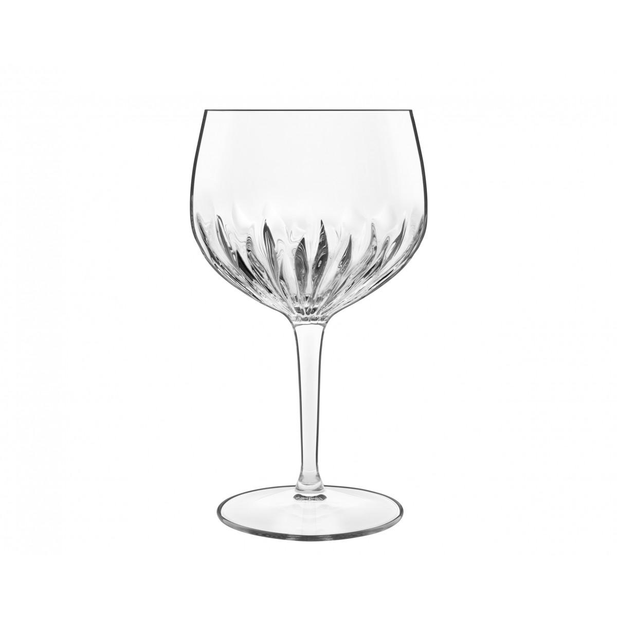 LUIGI BORMIOLI Mixology spansk gin & tonic-glas 4 stk klar - 80 cl