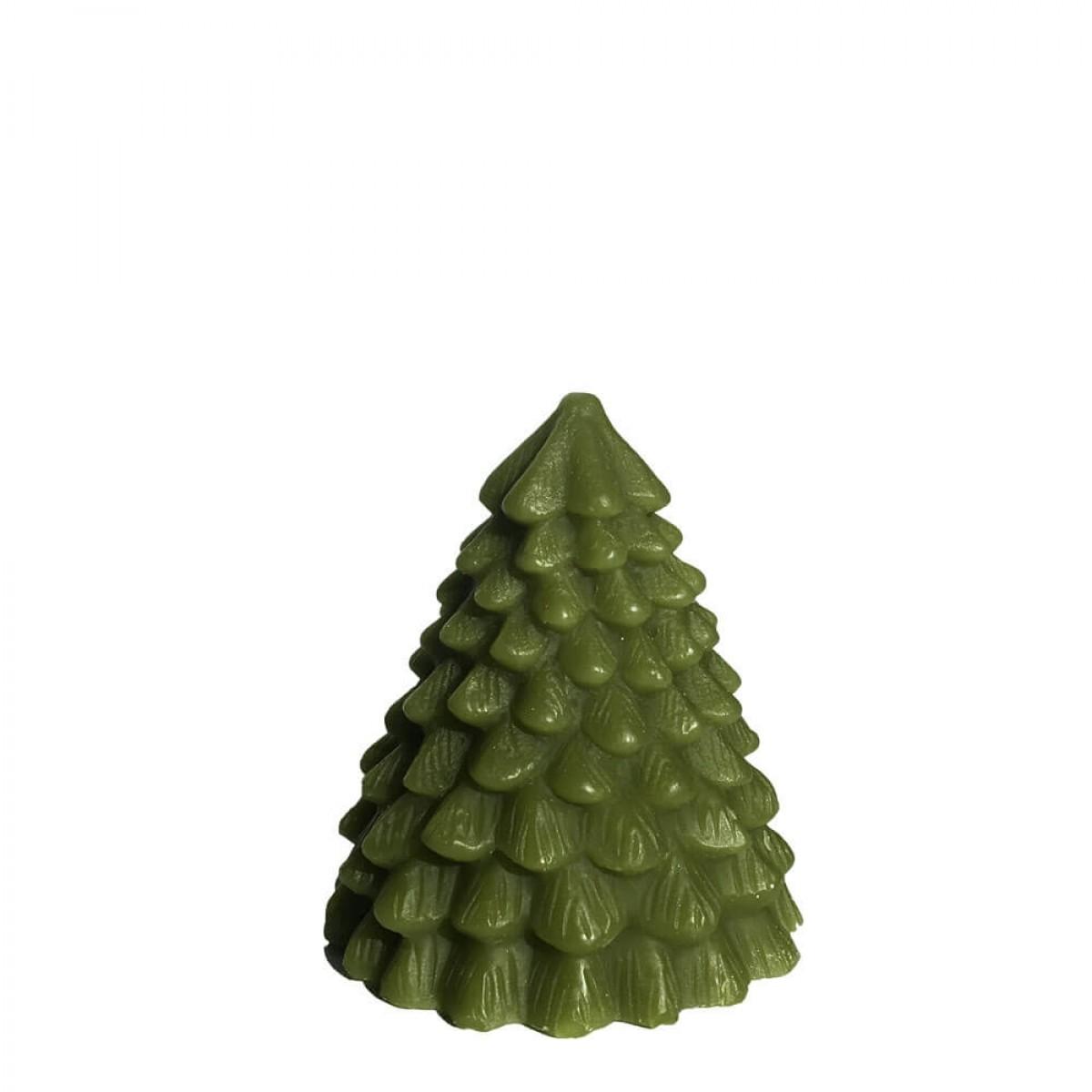 DACORE LED lys - juletræ grøn