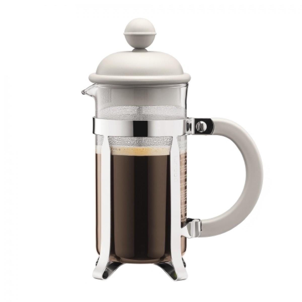 BODUM Kaffebrygger chambord hvid 8 kops