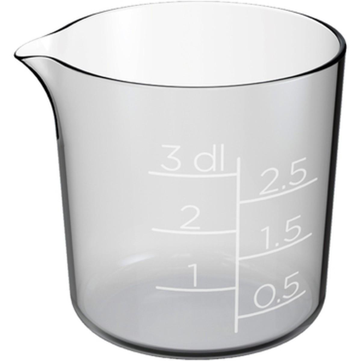 GASTROMAX målekande 0,3 ltr.