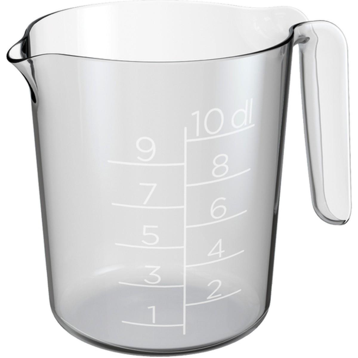 GASTROMAX målekande 1,0 ltr.