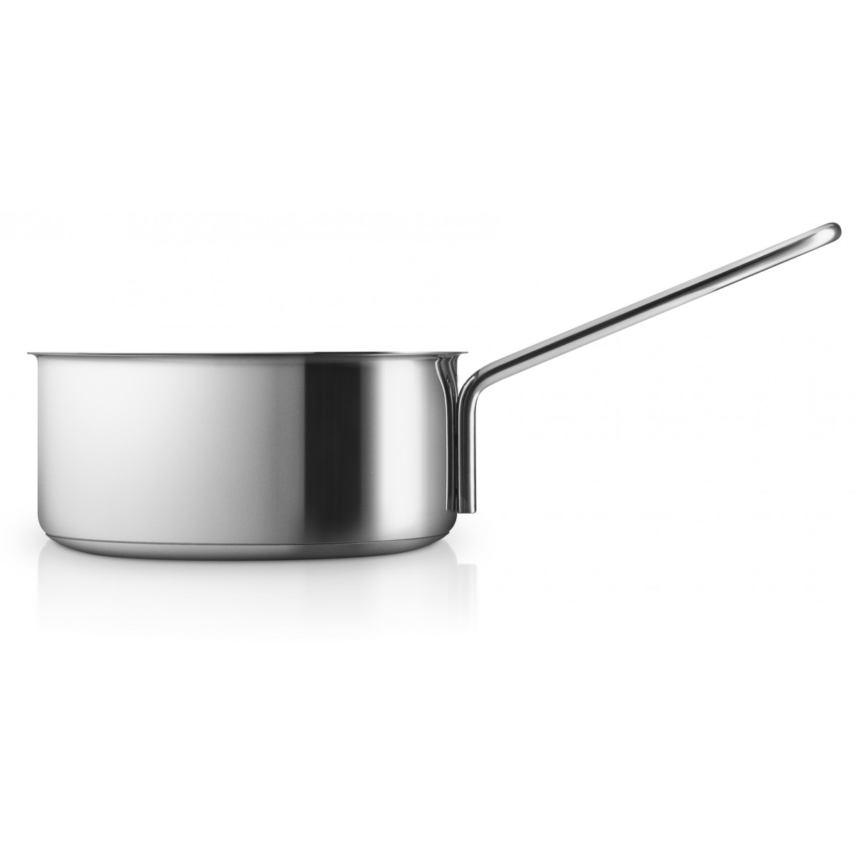 EVA TRIO Sauté kasserolle rustfrit stål 1,3 ltr.