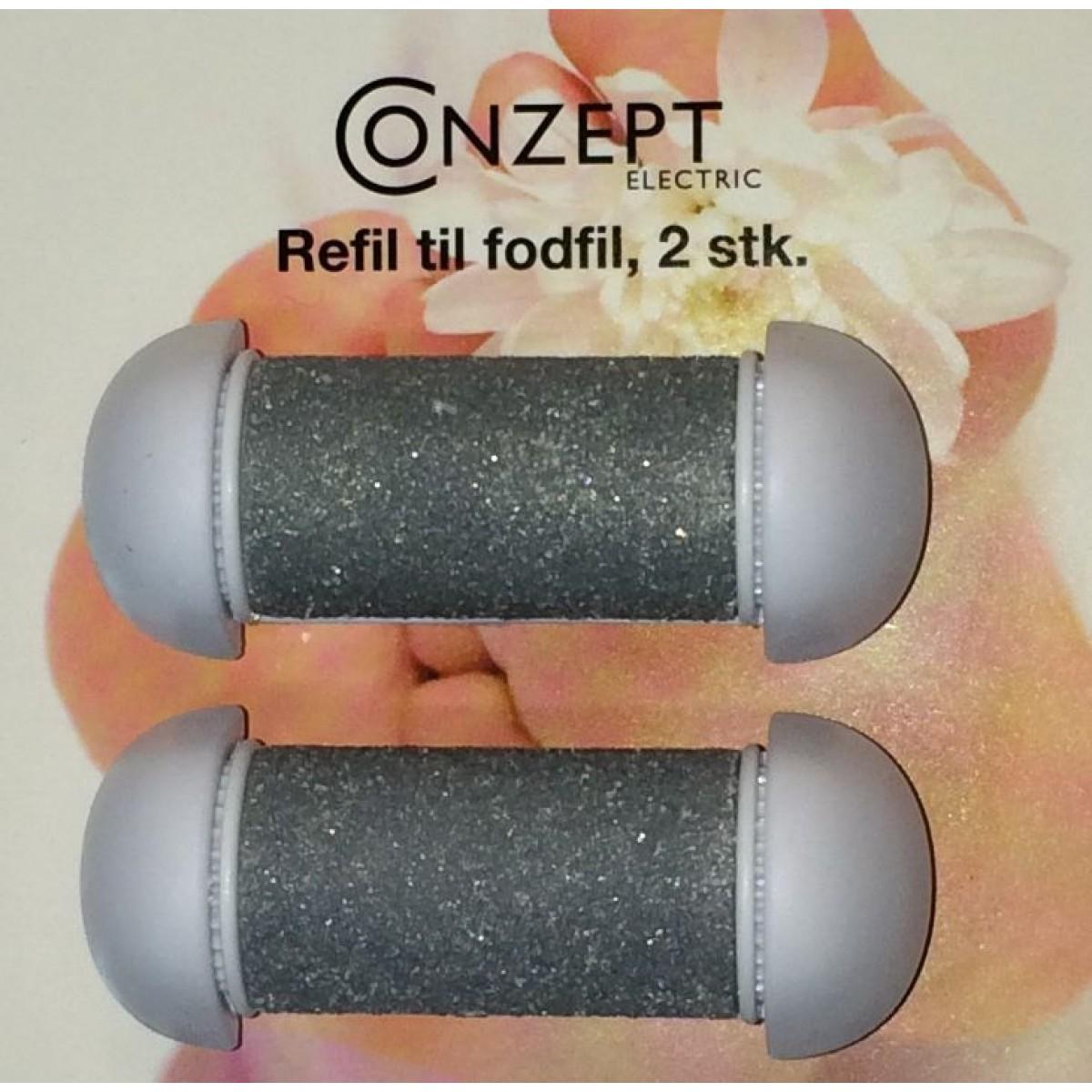 CONZEPT Fodfil refil 2 stk.