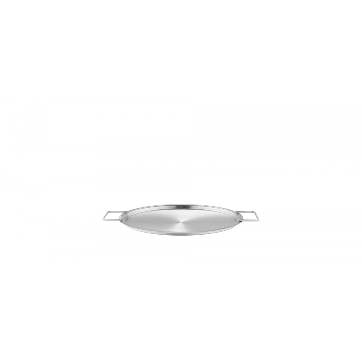 EVA TRIO Låg stål m/2 øre 28 cm