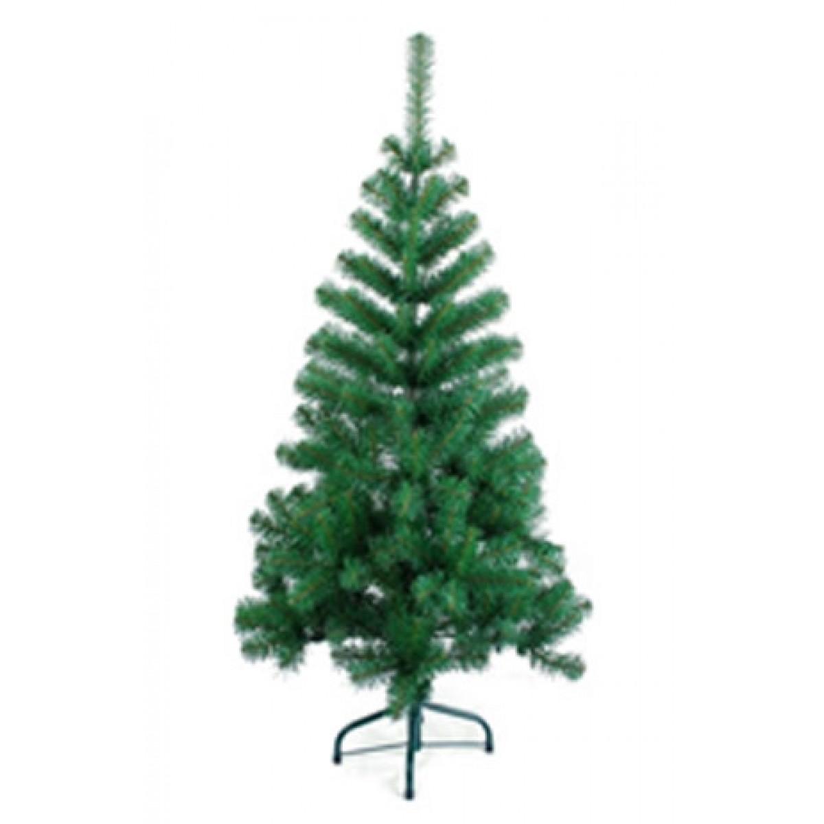CONZEPT juletræ kunstigt grøn 150 cm.