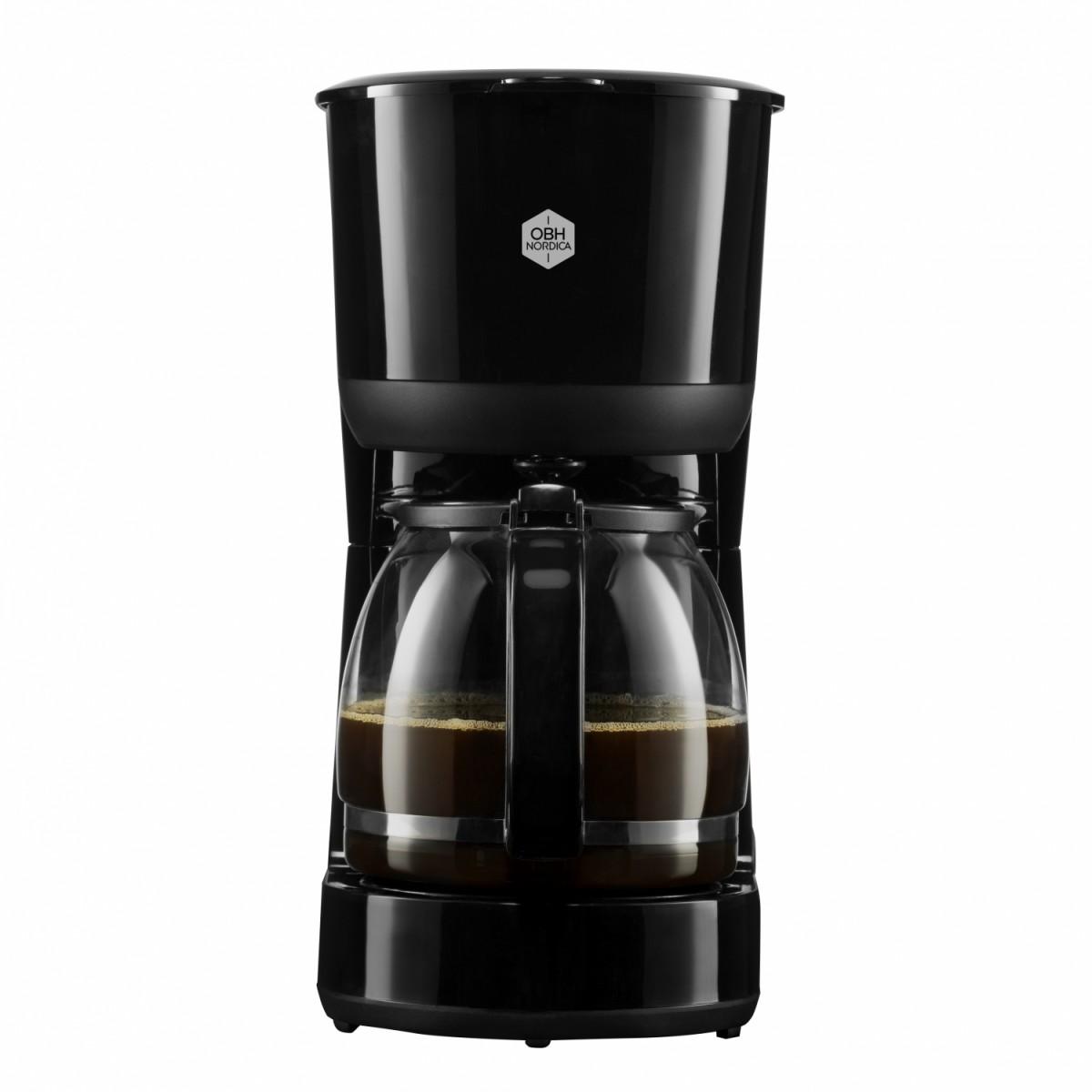 OBH NORDICA Kaffemaskine daybreak sort