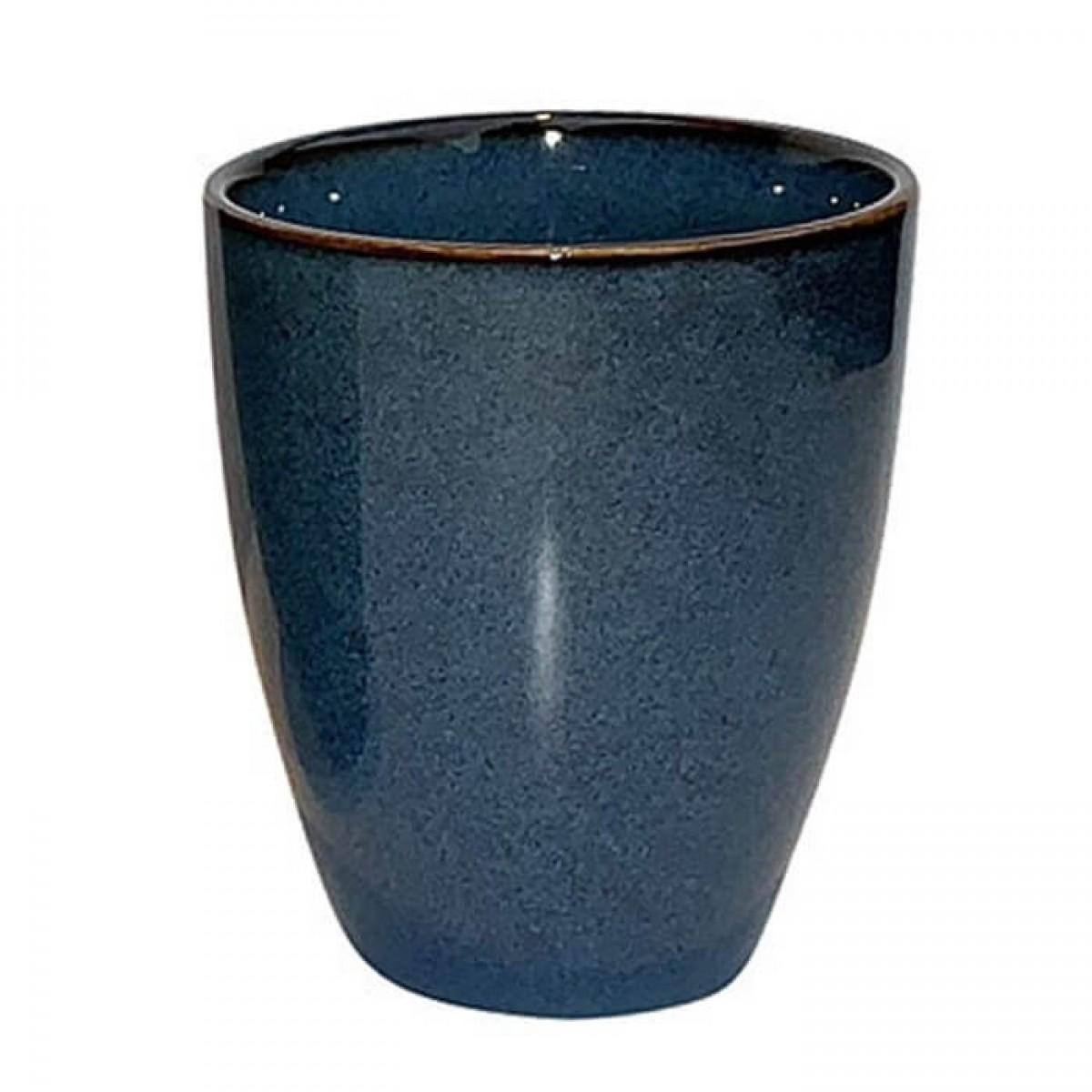 DACORE Krus uden hank 8 x 10 cm blå