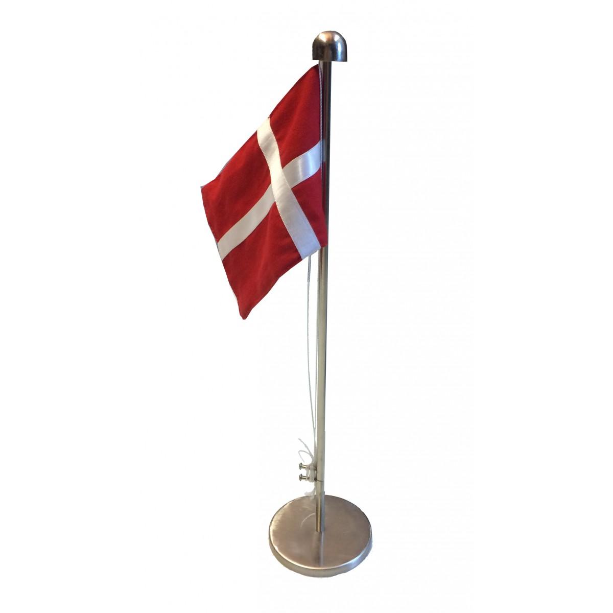 DACORE Bordflag på fod 40 cm