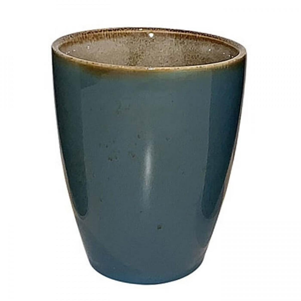 DACORE Krus uden hank 8 x 10 cm petroleum