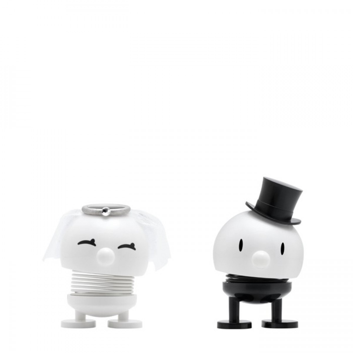 HOPTIMIST Bride & groom 6,5 cm