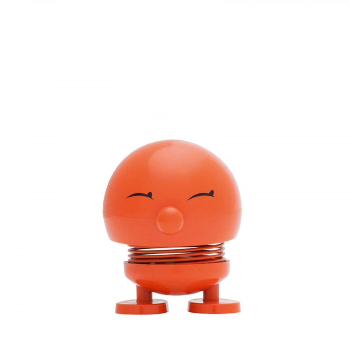 HOPTIMIST Baby bimble orange 6,5 cm