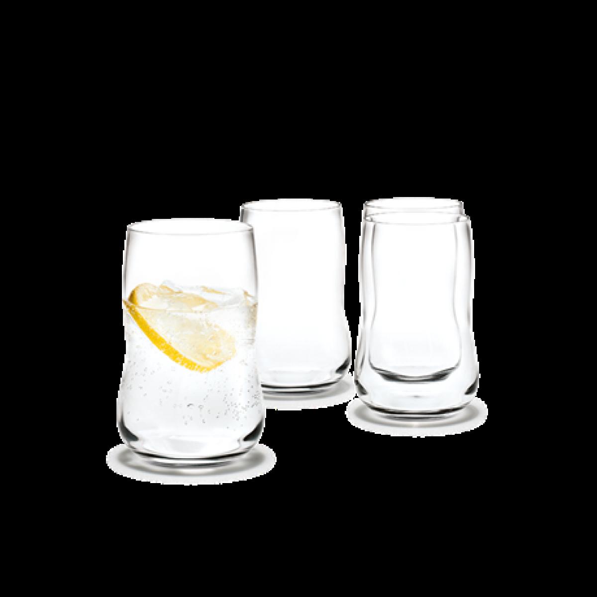 HOLMEGAARD glas klar 4 stk. 37 cl.