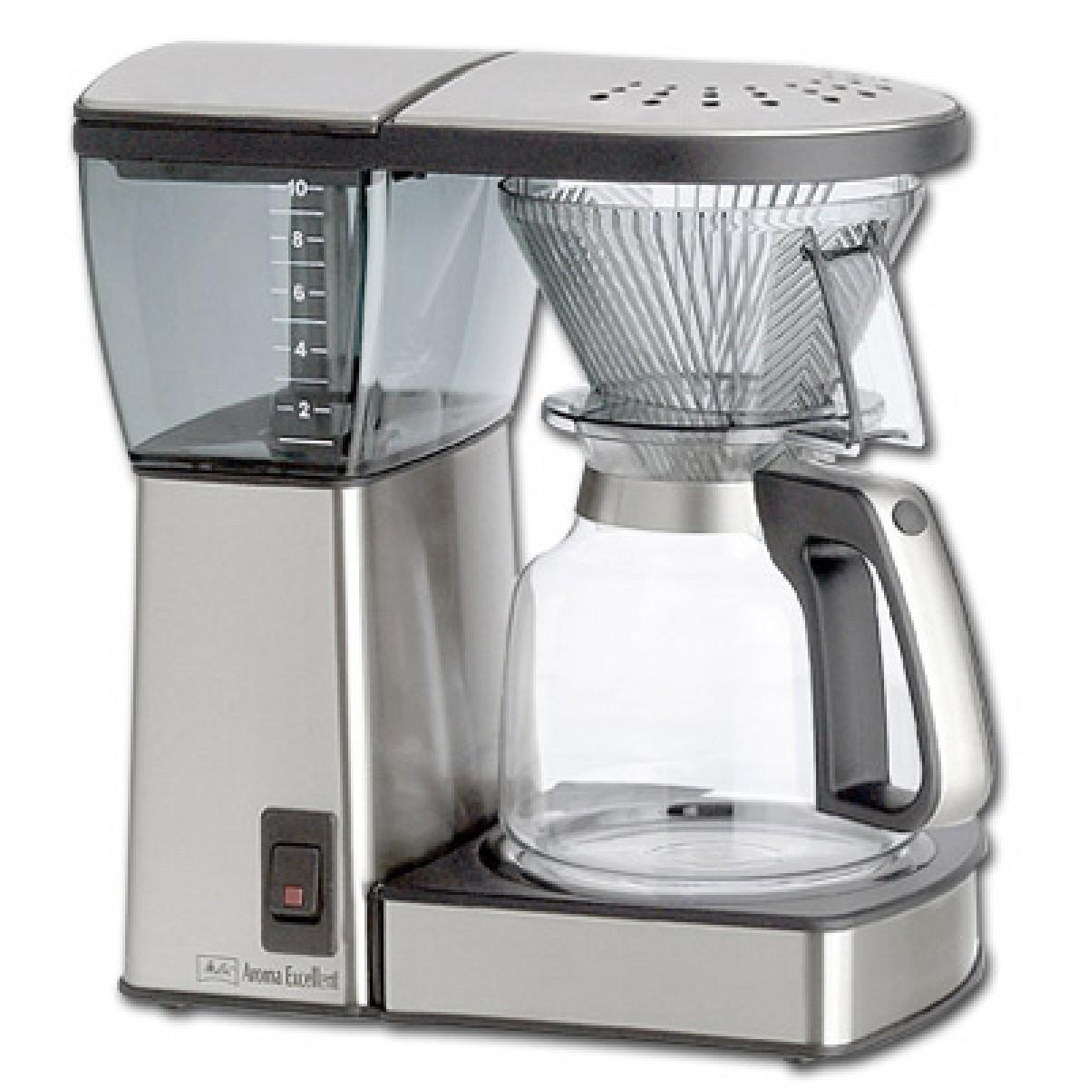 MELITTA Kaffemaskine excellent stål