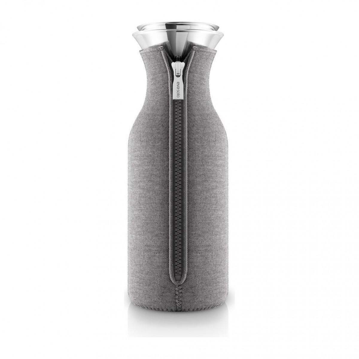 EVA SOLO Køleskabskaraffel dark grey 1 L