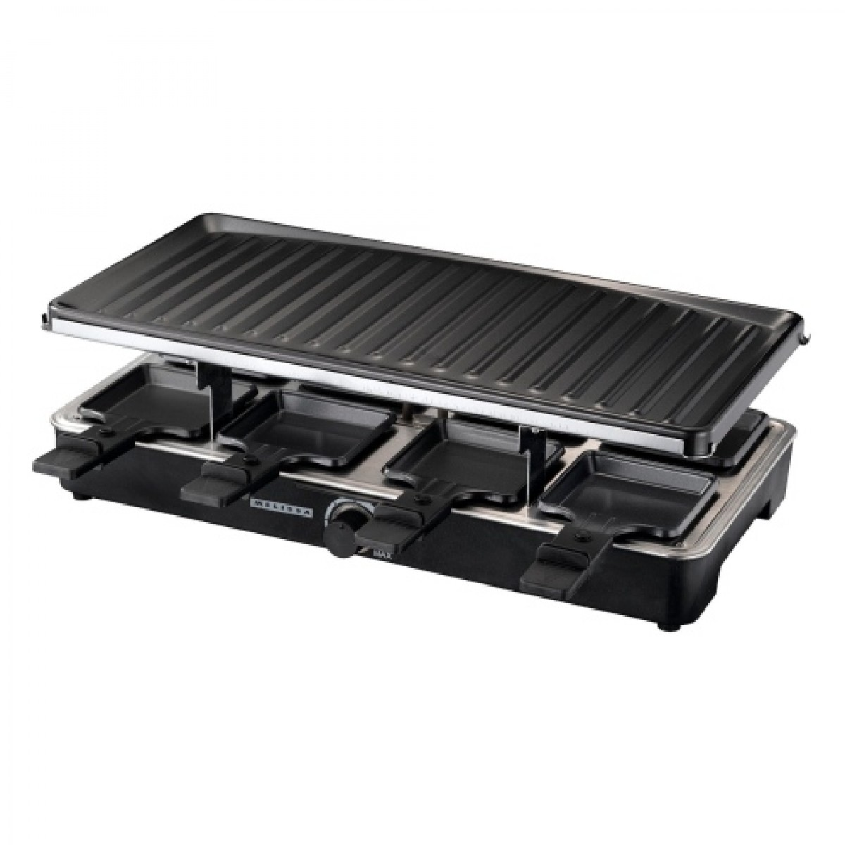MELISSA Raclette 8 personer 1200 Watt