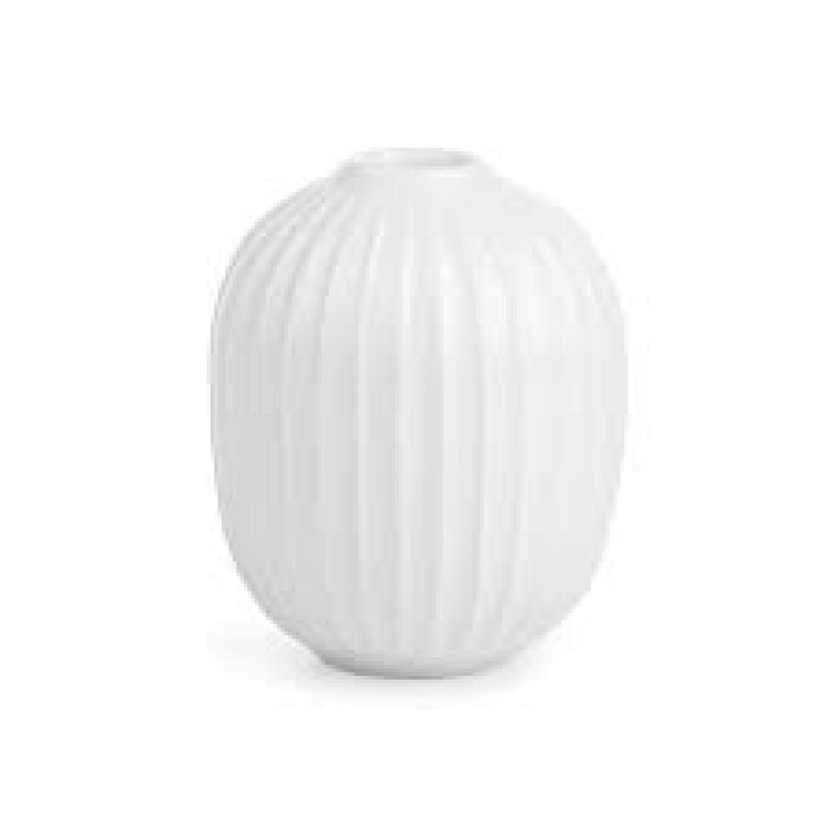 KÄHLER Hammershøi lysestage hvid stor