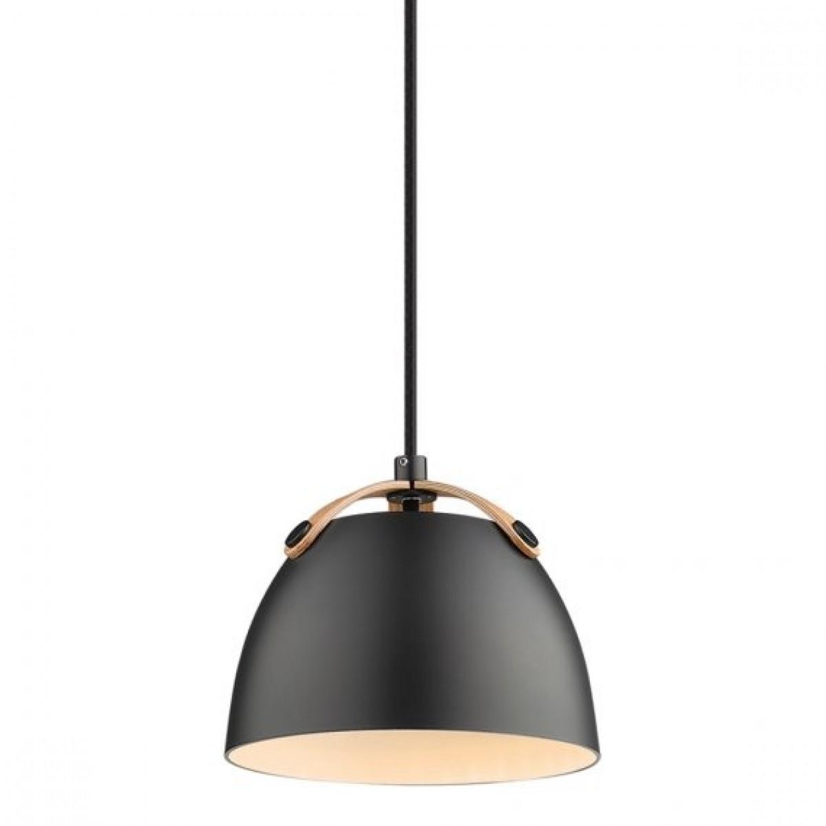 HALO DESIGN Pendel oslo Ø16 cm sort