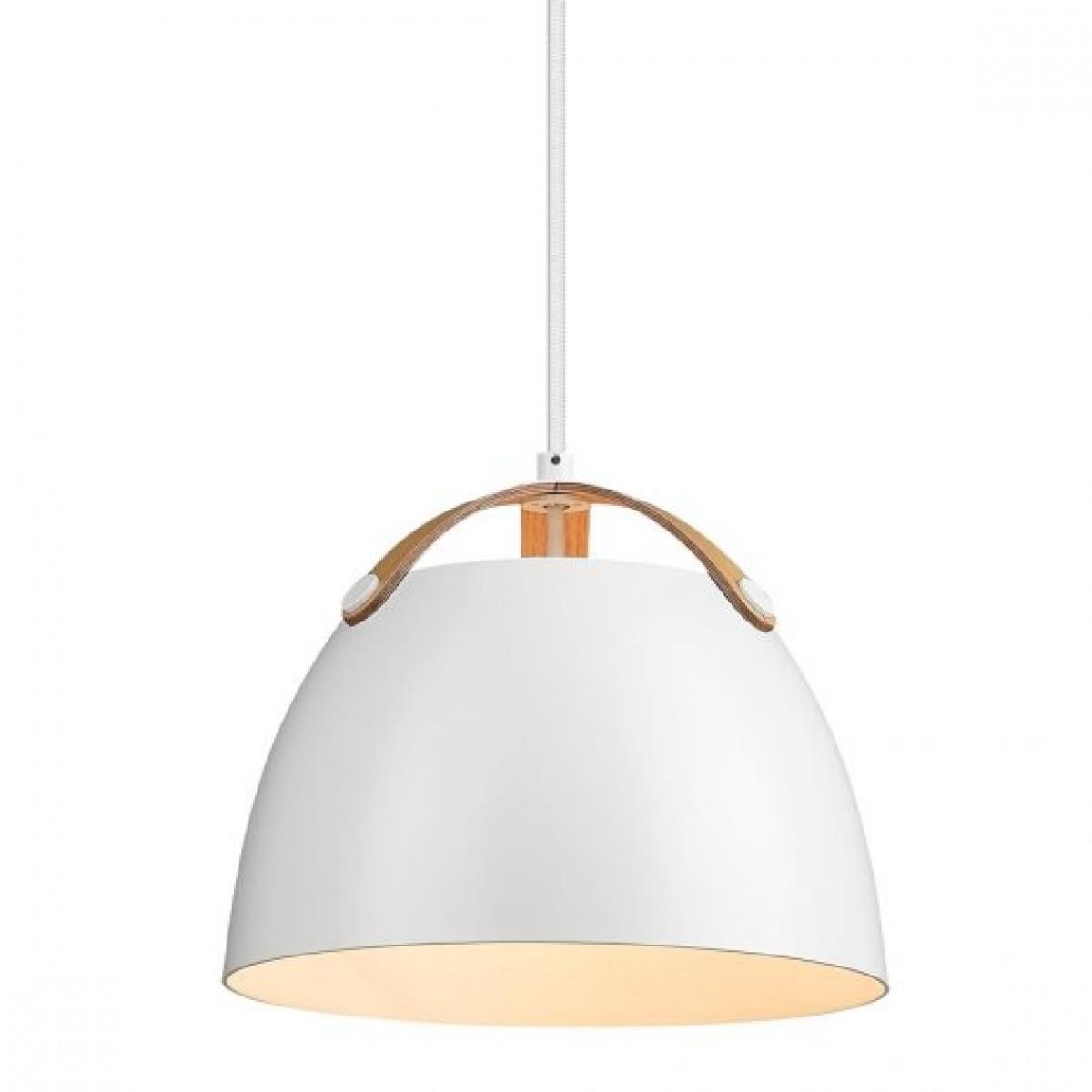 HALO DESIGN Pendel oslo Ø24 cm hvid