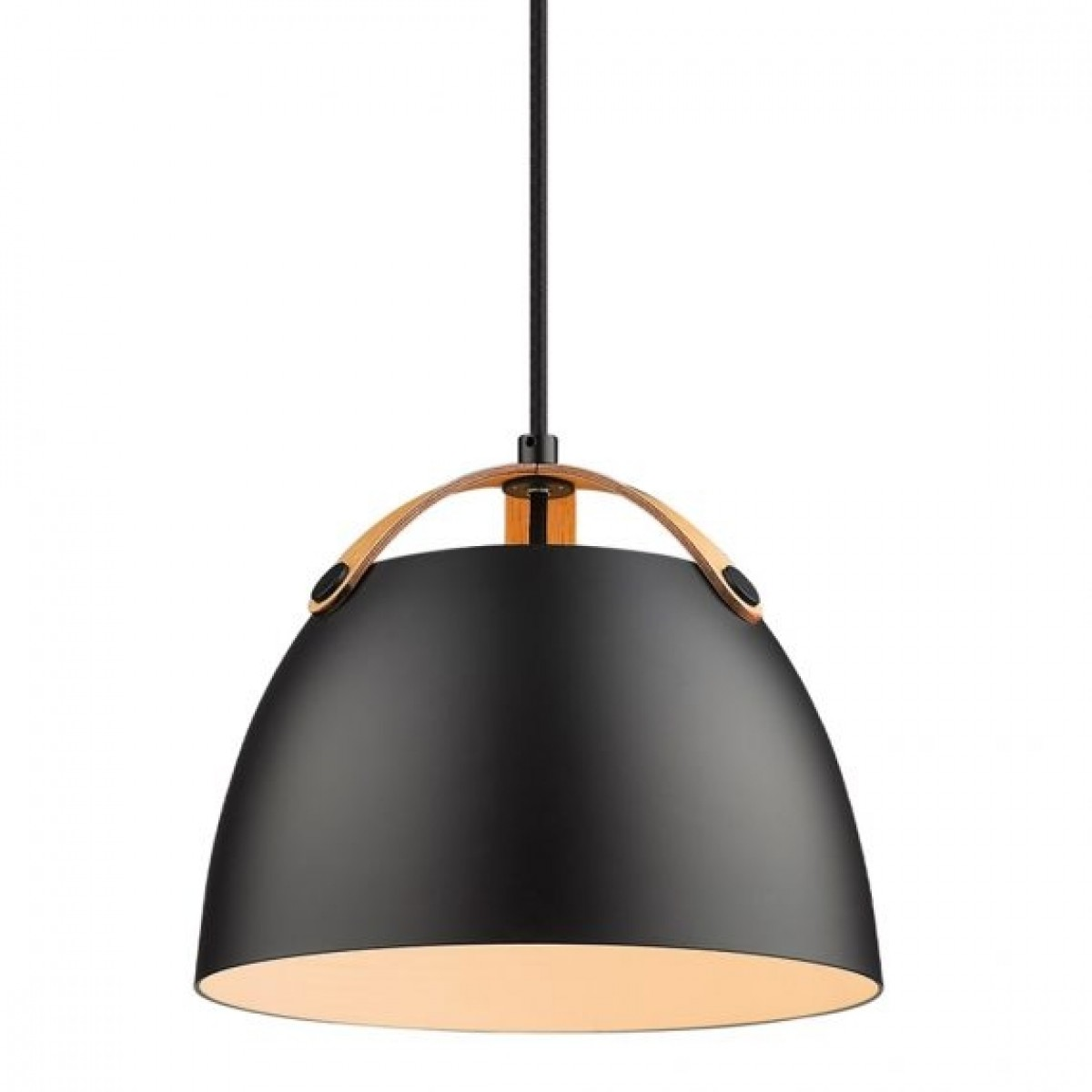 HALO DESIGN Pendel oslo Ø24 cm sort