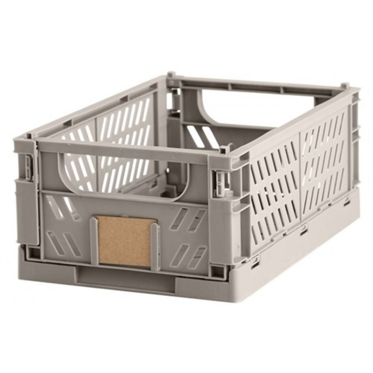 DAYOpbevaringskassefoldbar25x165x10cmflintgrey-01