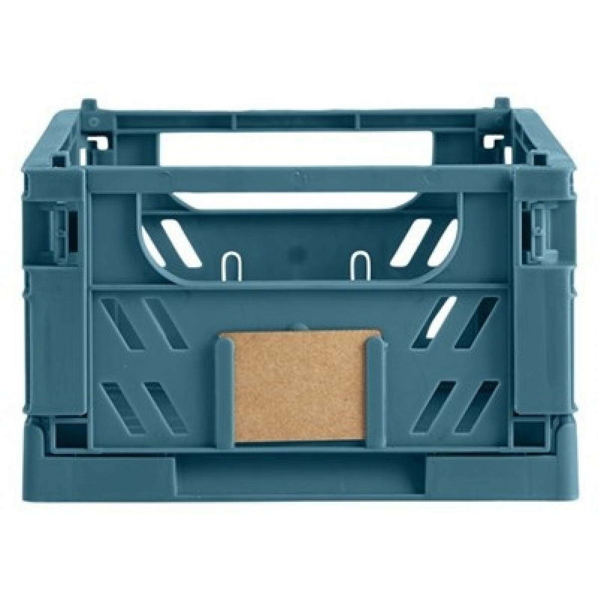 DAY Opbevaringskasse foldbar 25x16,5x10 cm tapestry blue