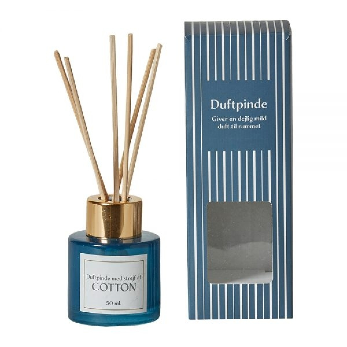 DACORE Duftpinde 50 ml cotton blue