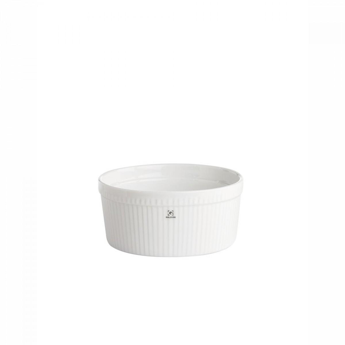 Soufflé skål 20 cm Ø