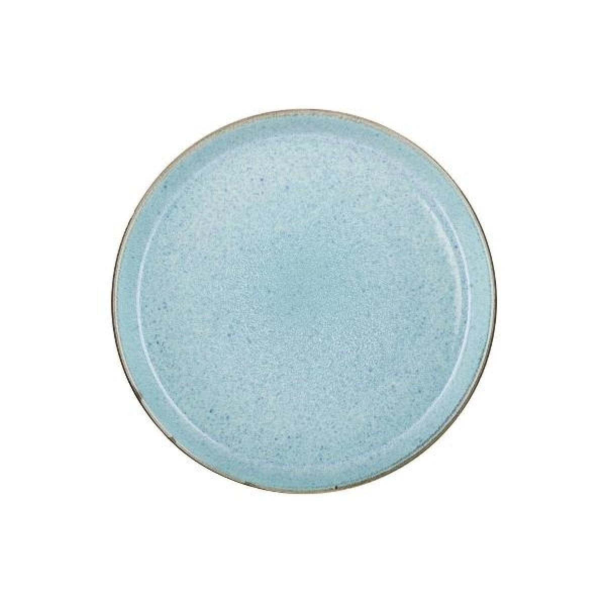 BITZ Tallerken gastro ø 27 cm grå/lysblå