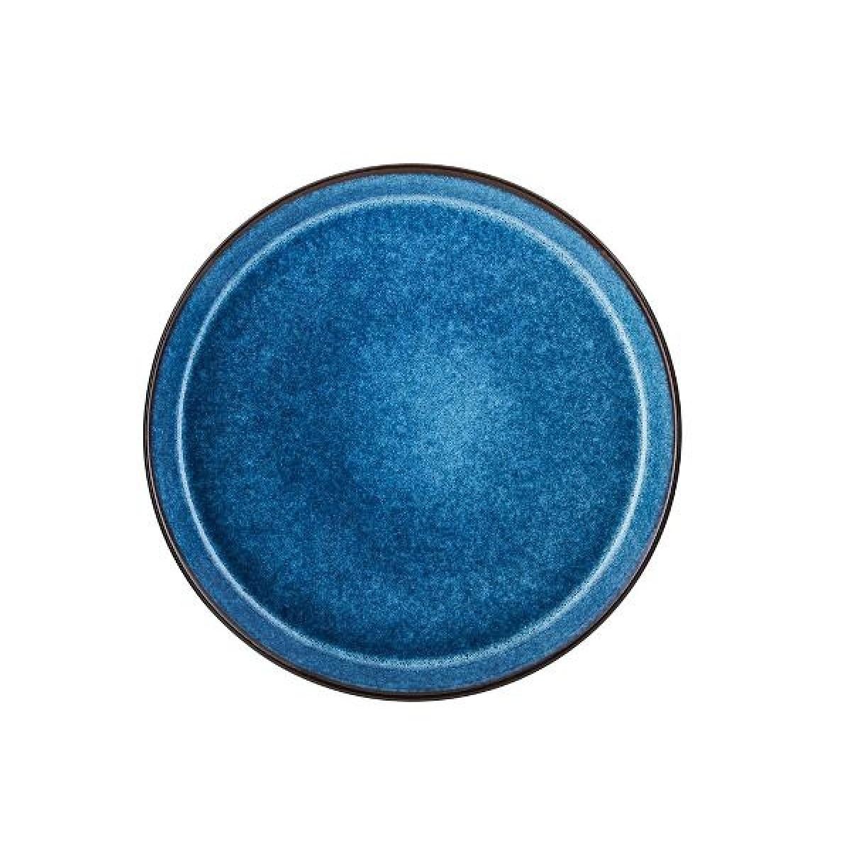 BITZ Tallerken gastro ø.27 cm sort/mørkblå