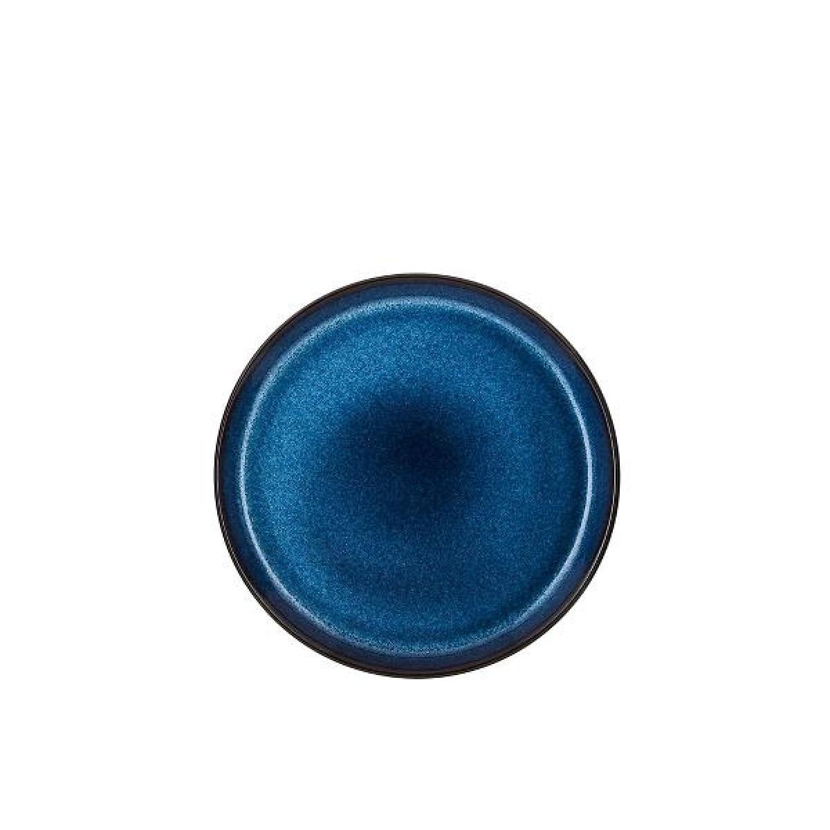 BITZ Tallerken gastro ø.21 cm sort/mørkblå