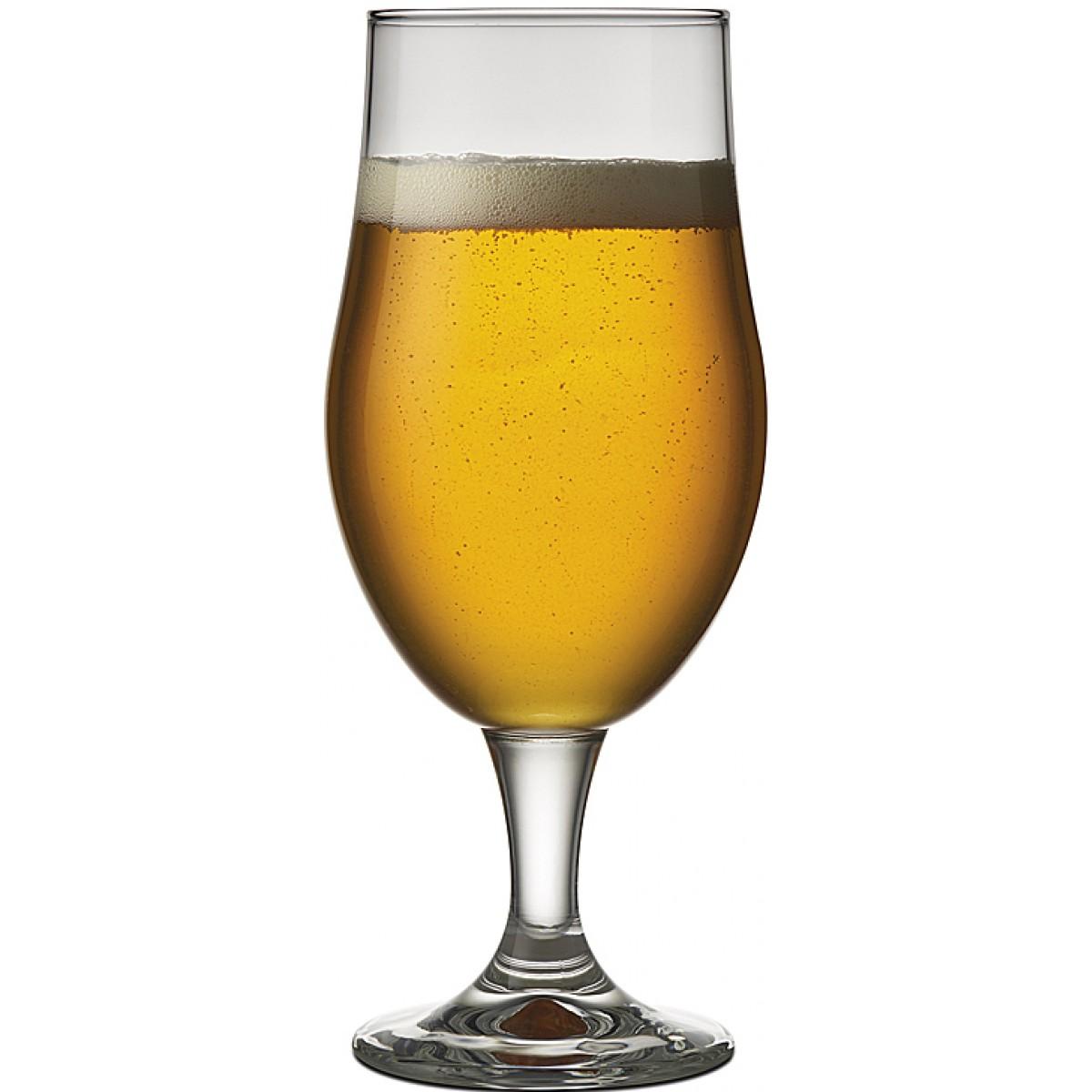 LYNGBY Juvel ølglas 49 cl. 4 stk.