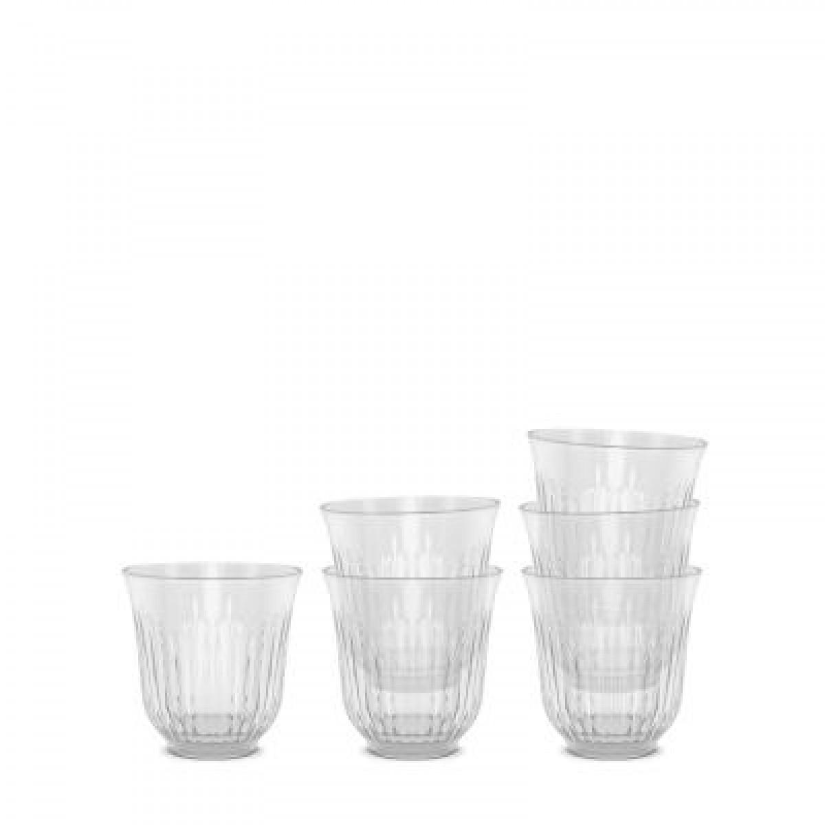 LYNGBY Vandglas 26 cl. 6 stk