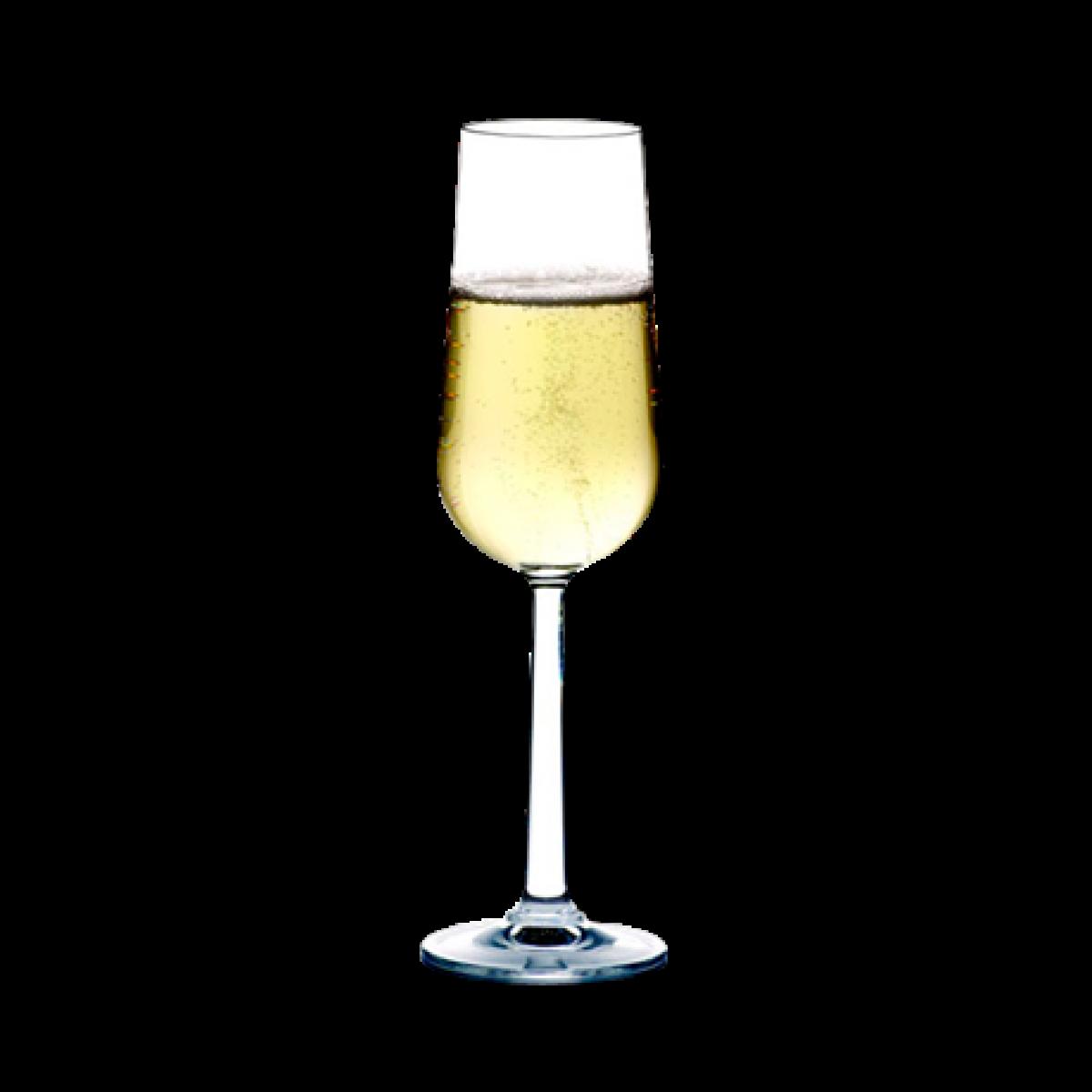 ROSENDAHL Grand Cru champagneglas 2 stk.