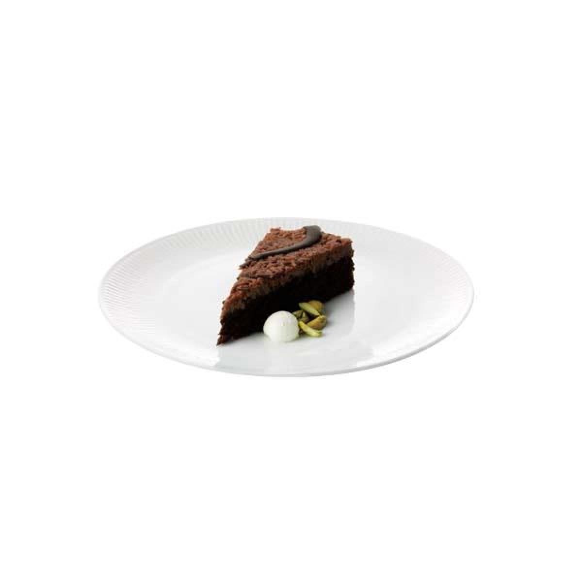 AIDA Relief desserttallerken 4 stk. 20 cm.