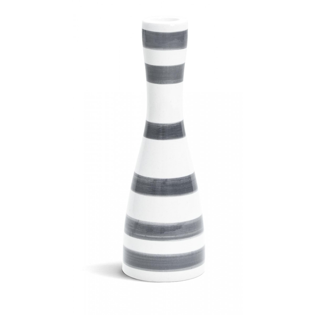 KÄHLER Omaggio lysestage granit grå mellem