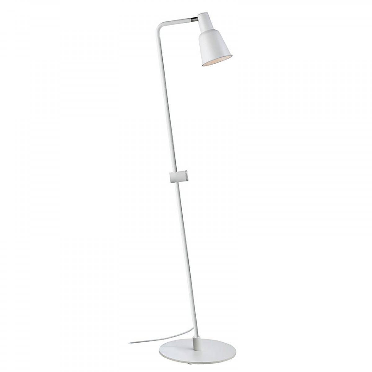 NORDLUX Patton gulvlampe hvid