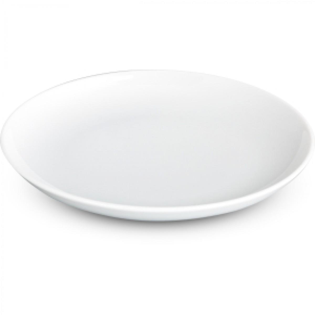 AIDA Atelier hvid desserttallerken 4 stk. 18 cm.