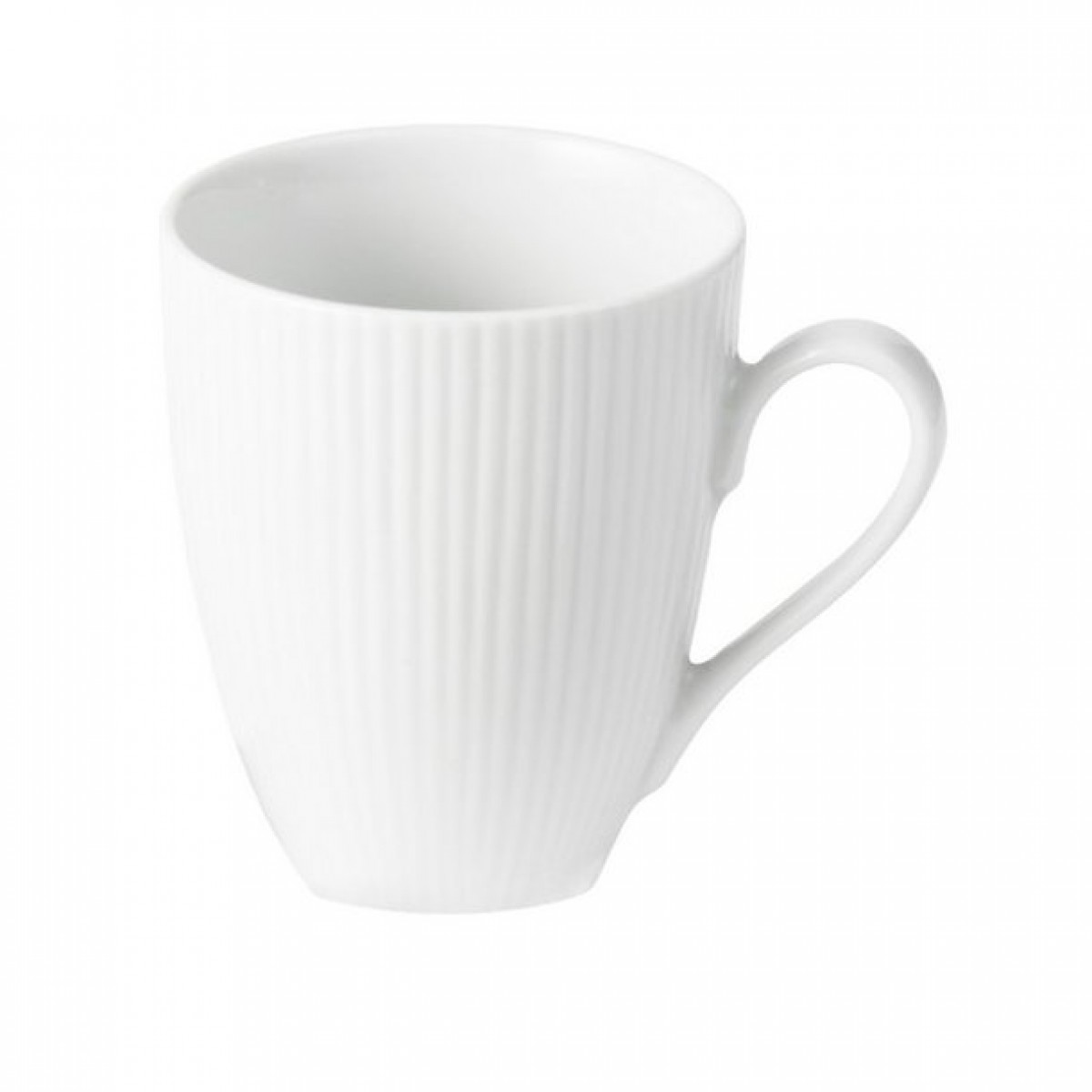 AIDA Groovy procelæn krus 30 cl. porcelæn