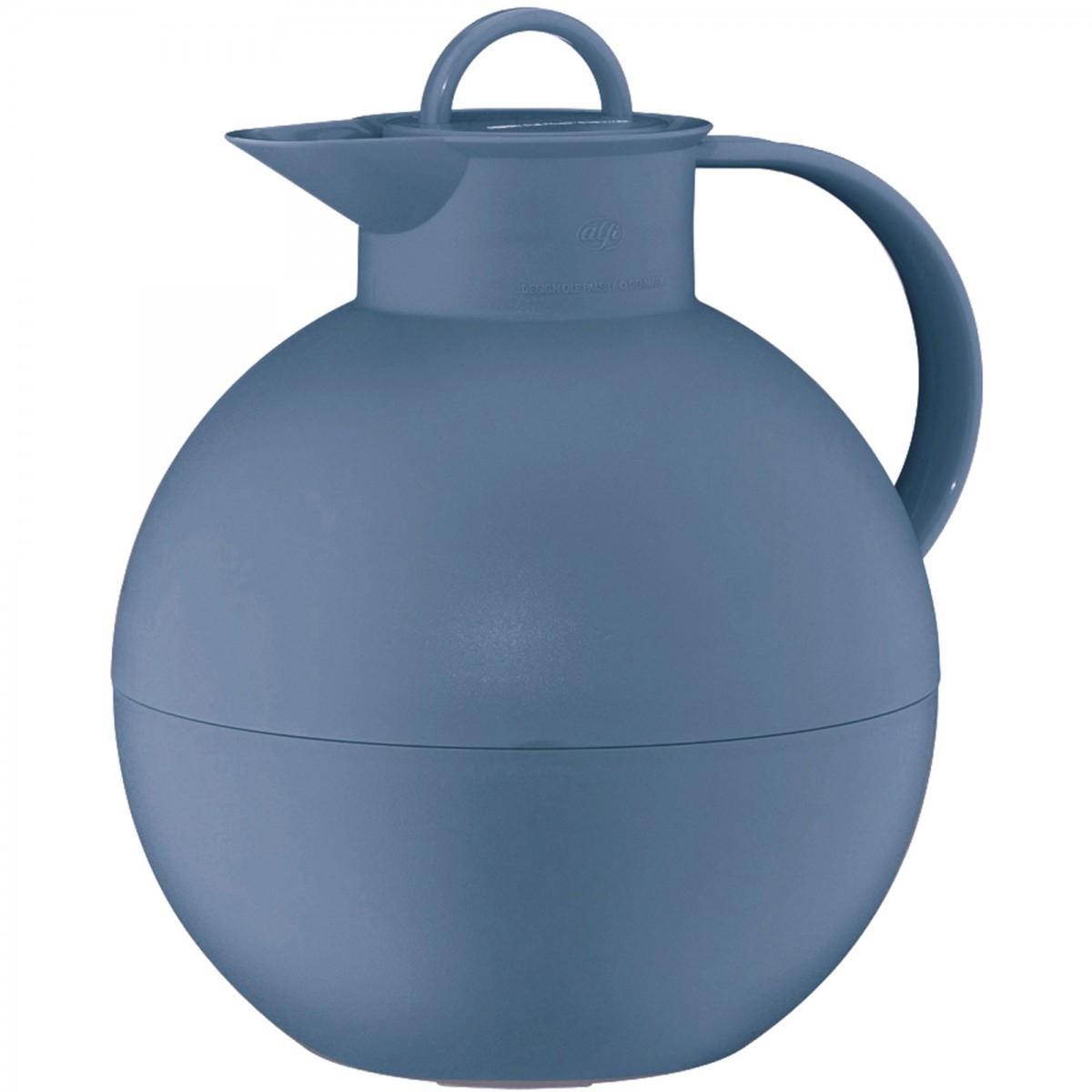 ALFI Kugle termokande indigo blå frosted 1 ltr.