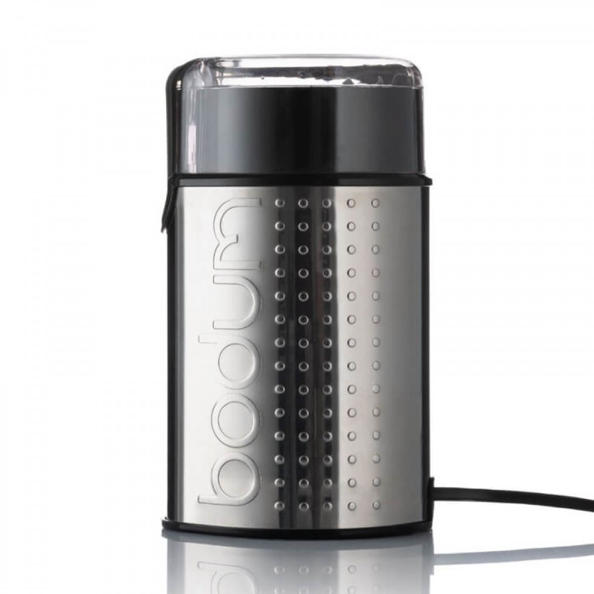 BODUM Kaffemølle bistro i stål