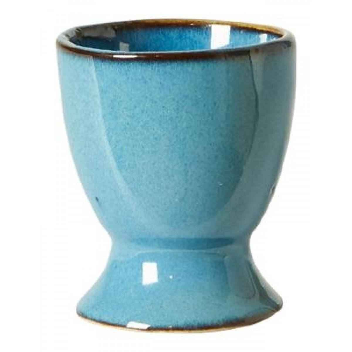 DACORE Æggebæger stentøj blå