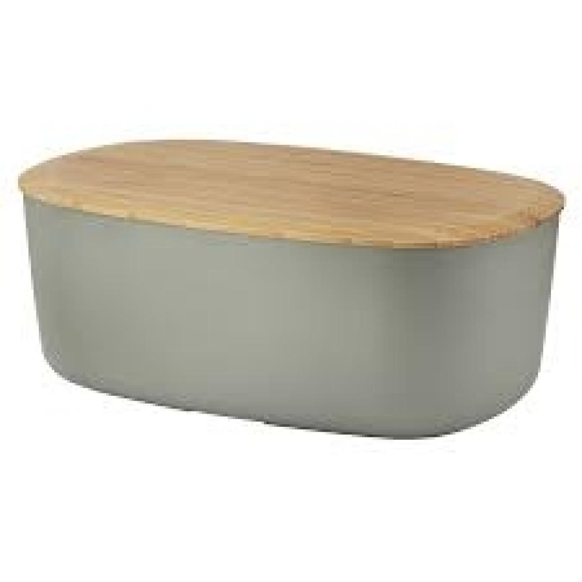 STELTON RIG-TIG Brødkasse box-it - grå