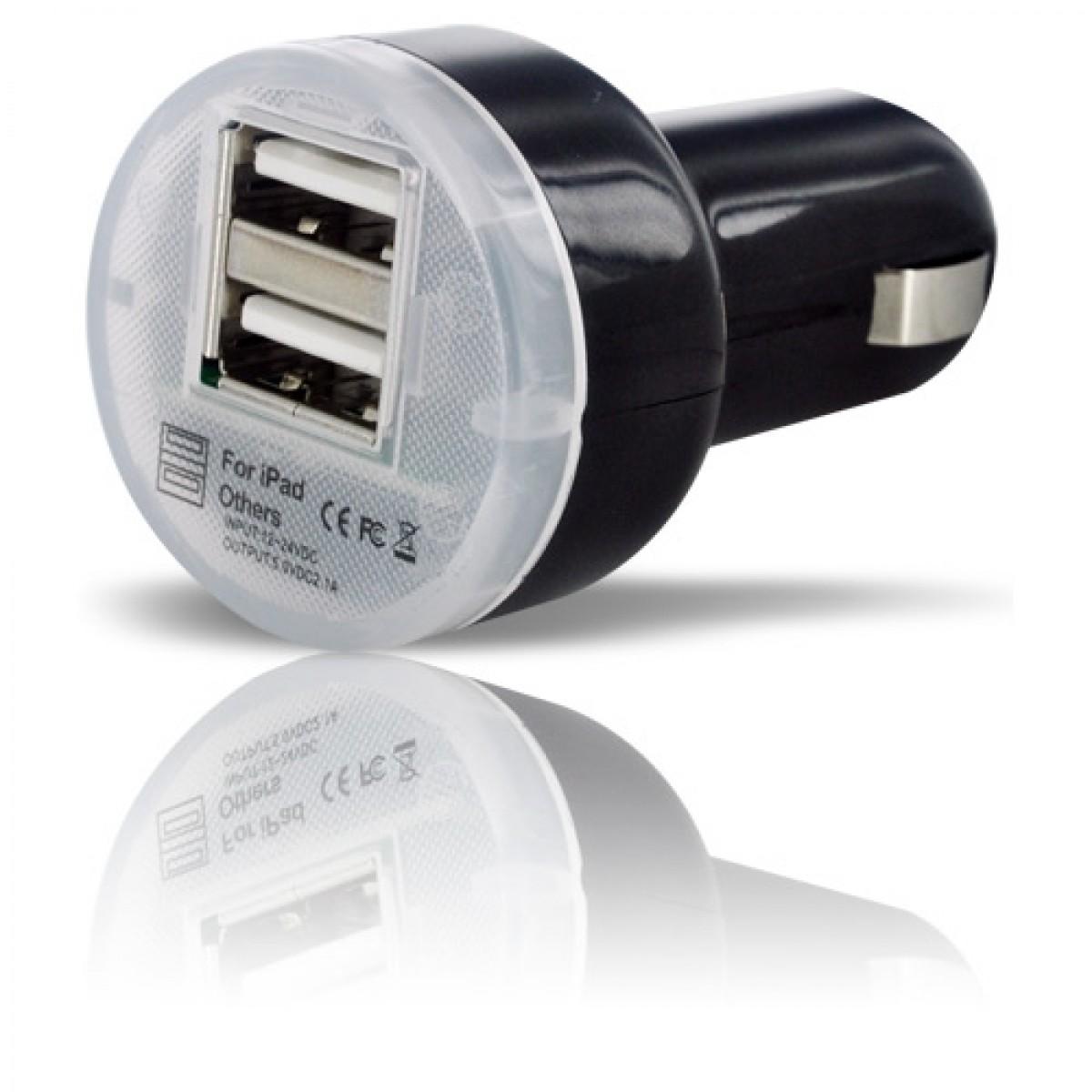 CONZEPT USB oplader til bil
