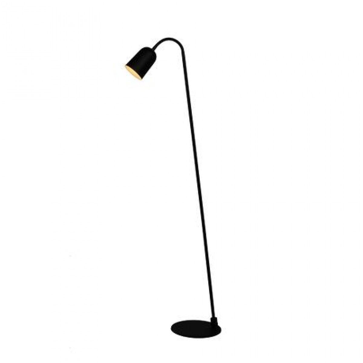 HALO DESIGN Gulvlampe elegance sort