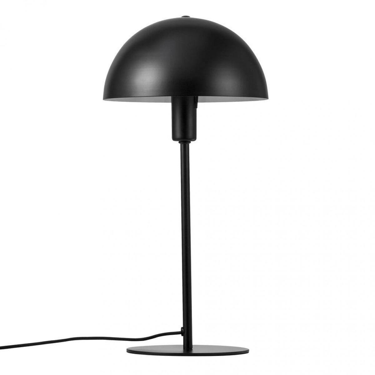 NORDLUX Bordlampe ellen sort