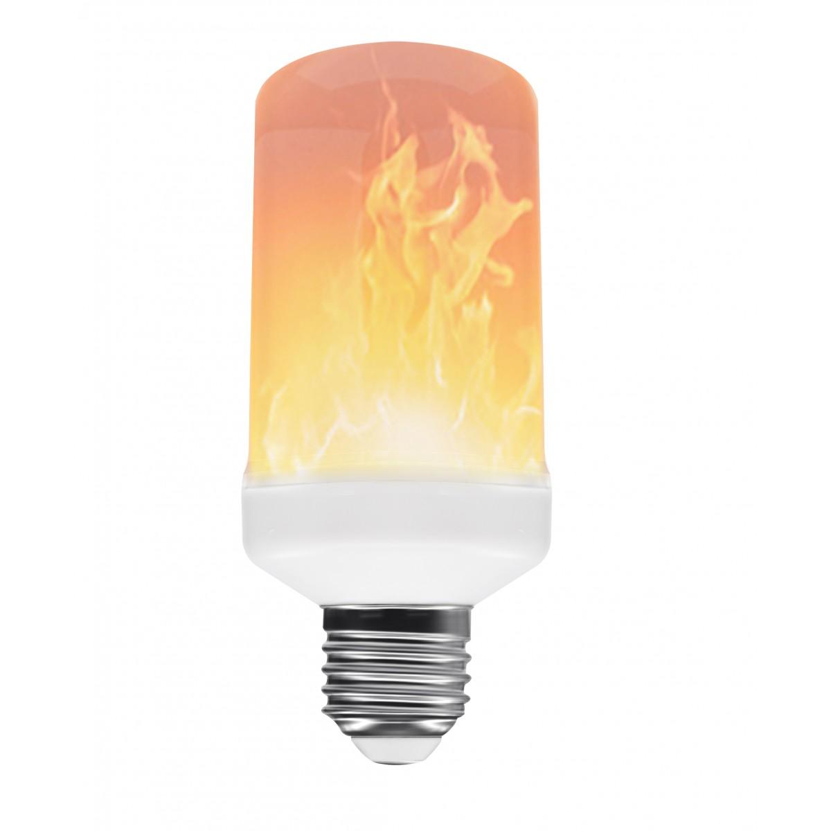 CONZEPT Flammepære E27 4-6 watt