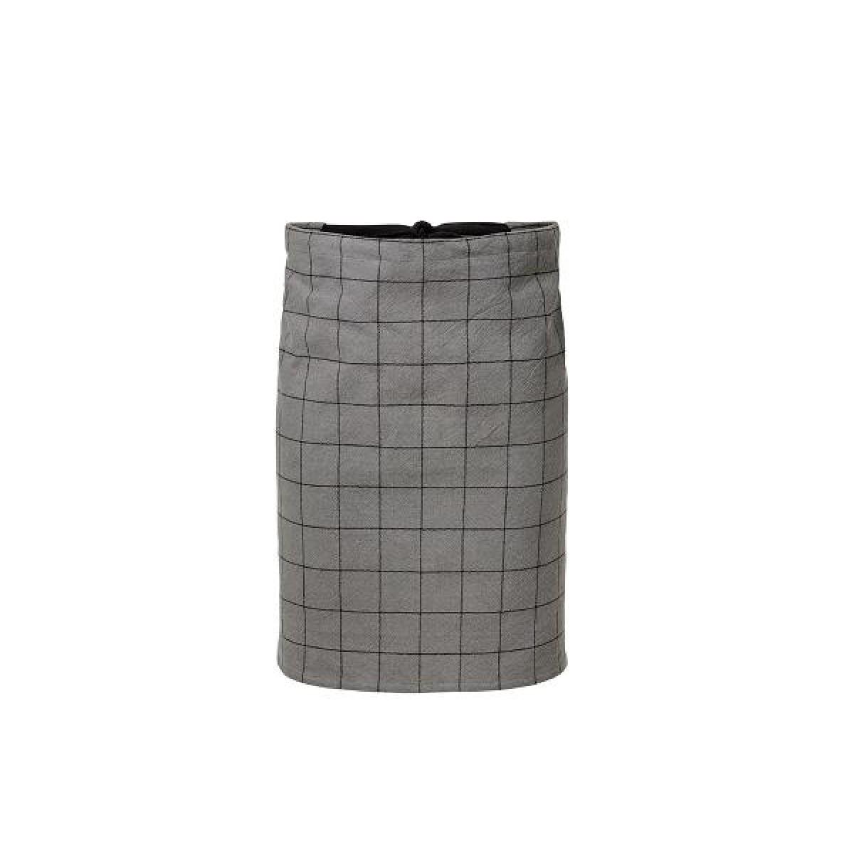 SÖDAHL Forklæde minimal - grå